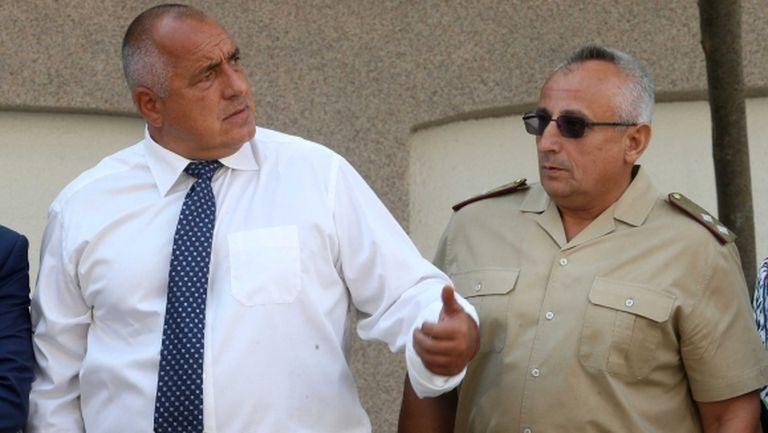 Борисов: Това с Левски е шашмалогия, нарочно го правят, утре ще хвърля писмото в коша (видео)