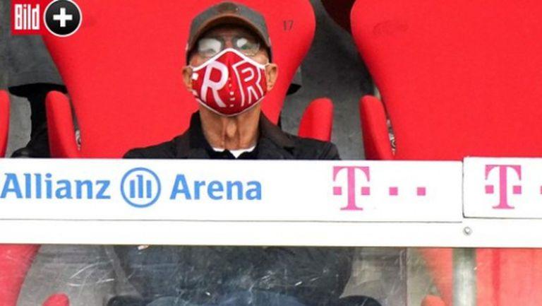 Бекенбауер за мачовете без публика: За футболистите няма разлика