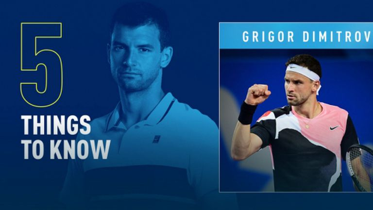 Григор Димитров: Не искам да съм като другите