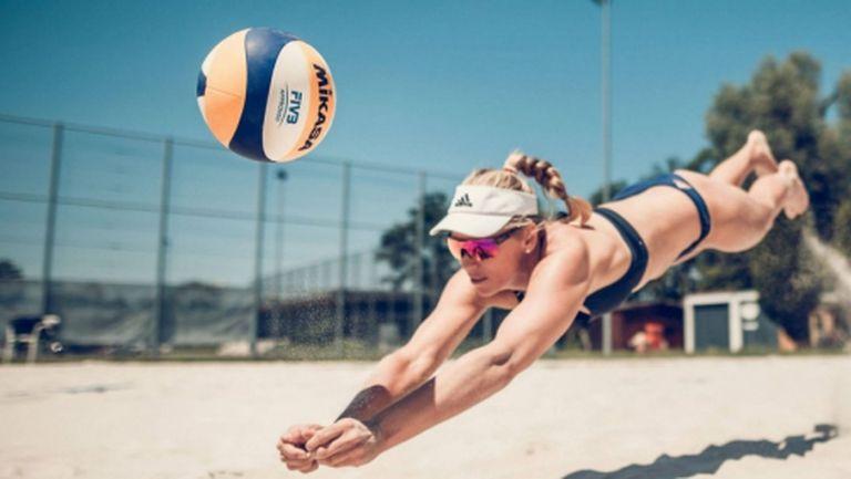 Мощен рестарт на плажния волейбол в Германия