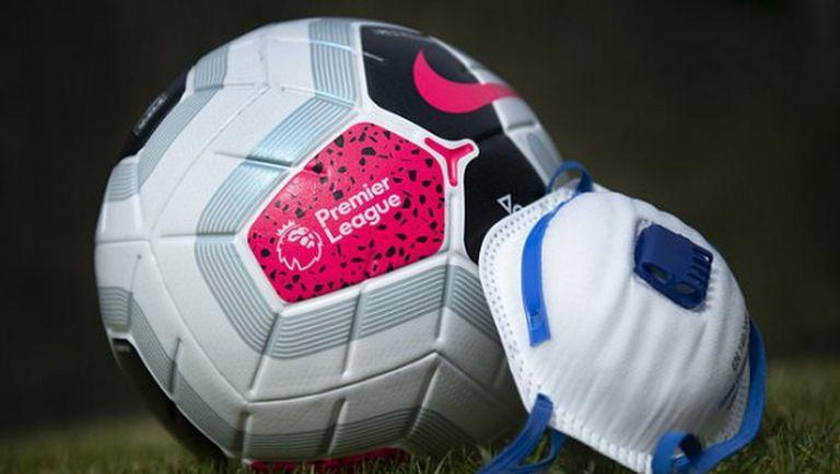 Играчите от Висшата лига биха били в контакт със заразен футболист само по 39 секунди на мач