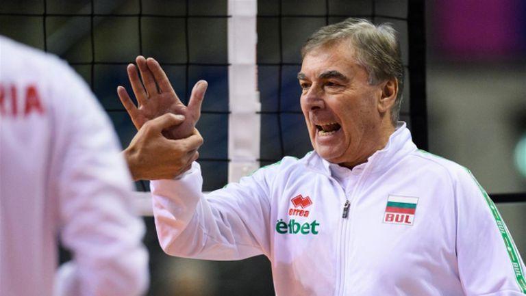 Силвано Пранди и Николай Желязков ще водят националния отбор на България