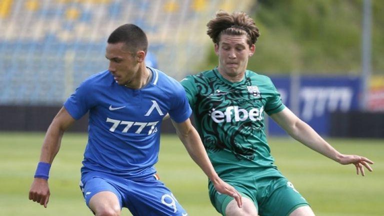Левски загря за шампионите с три гола и куп пропуски (видео)