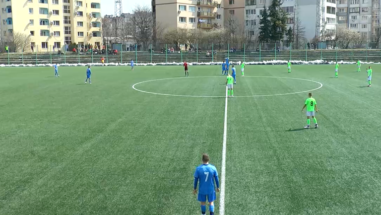 (U17) Левски - Национал 3:0