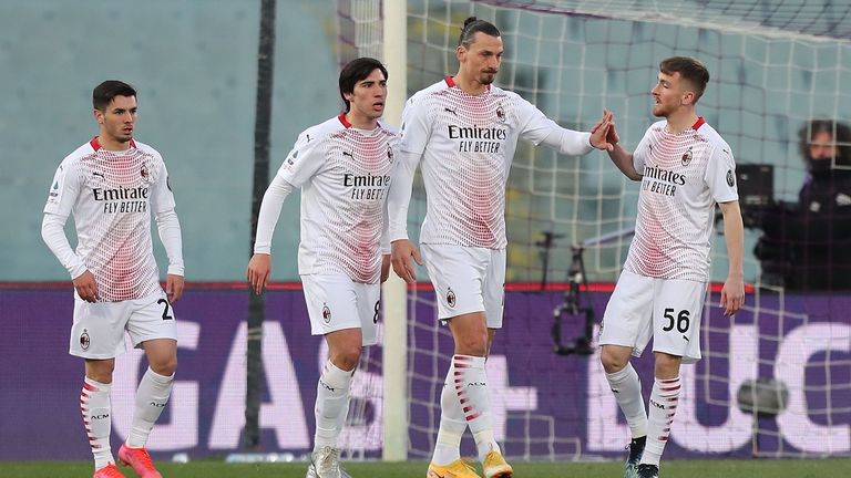 Милан обяви нов партньор