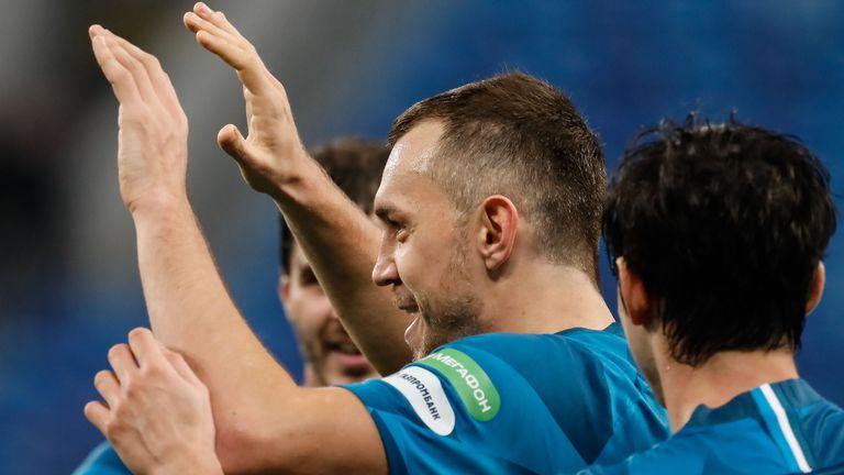 Зенит е платил 8 млн. евро на футболни агенти през 2020 година