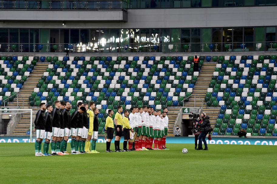 Северна Ирландия - България 0:0