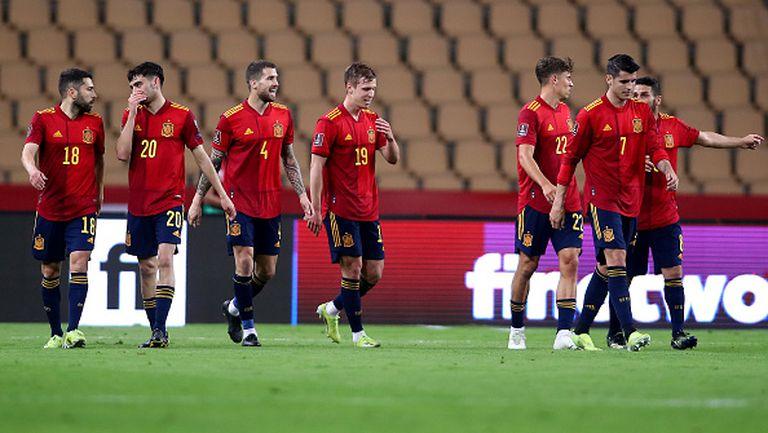 Испания - Косово 3:1