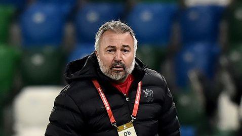 """Ясен Петров не отписа България за Световното в Катар, нарече играта на трима """"блестяща"""""""