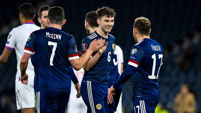 Шотландия - Фарьорски острови 4:0
