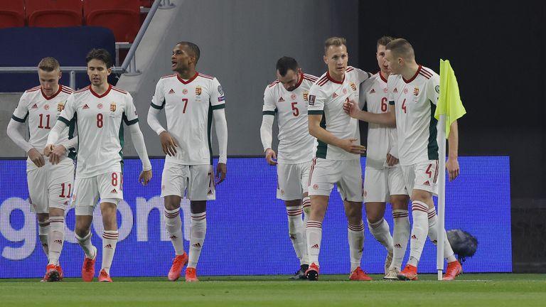 Унгария нямаше проблем с втори аутсайдер