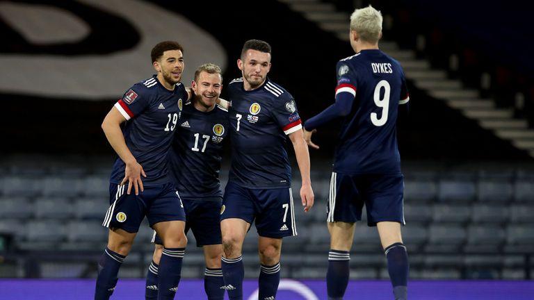 Шотландия нямаше проблеми срещу Фарьорските острови (видео)