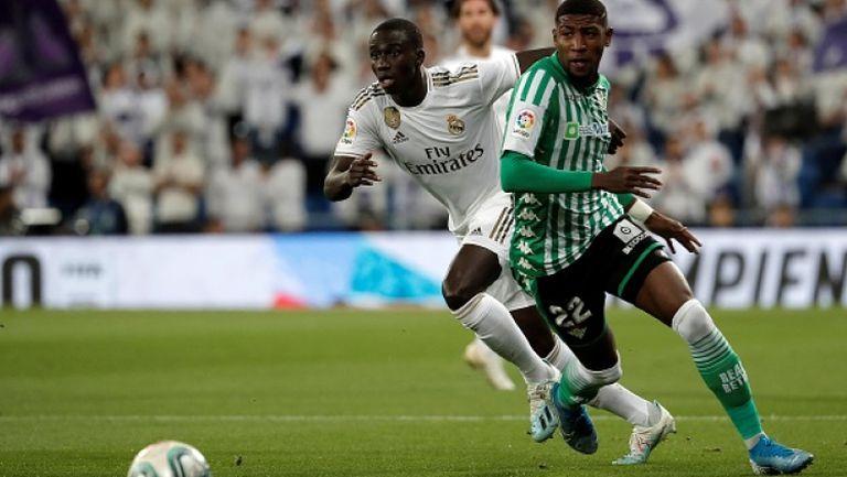 Реал Мадрид - Реал Бетис 0:0
