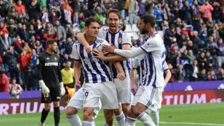Реал Валядолид - Майорка 3:0