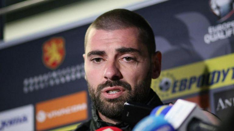 Георги Георгиев: Надявах се да получа повиквателна за националния отбор
