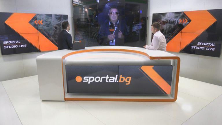 """Дерменджиев залага на вратар-дебютант, Неделев се завръща - """"Sportal Studio Live"""" със съставите на България и Парагвай"""