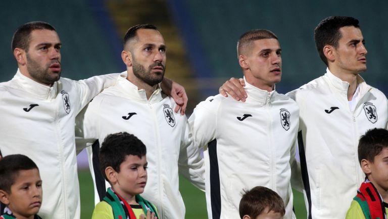 Десподов: Ако ми гласуват доверие, ще се радвам да съм капитан на България