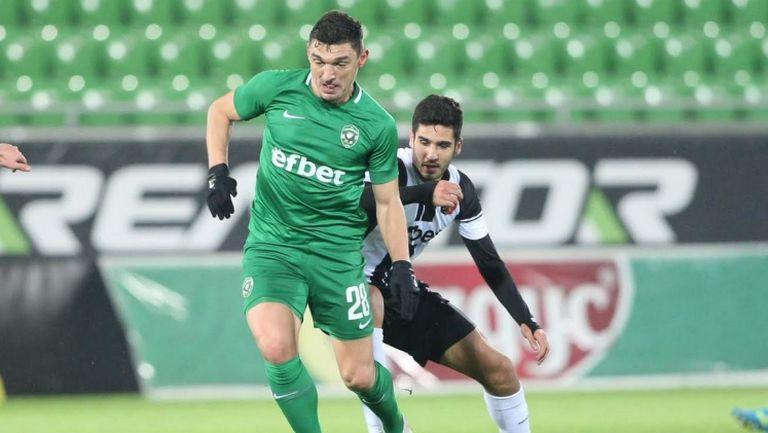 Лудогорец измъкна дербито с Локо (Пловдив) и дръпна с девет точки на върха