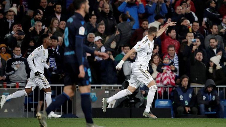 Реал (Мадрид) - Реал (Сосиедад) 3:1