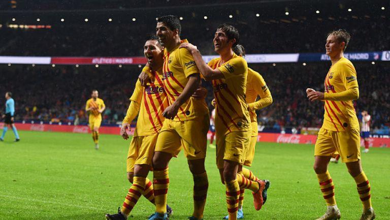 Когато нещата не вървят, Меси е тук - Лео дари Барса с ценна победа в Мадрид