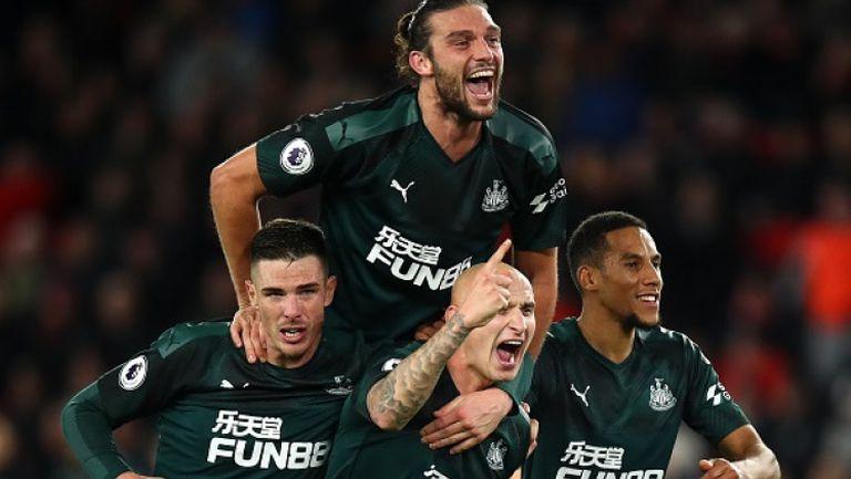 Шефилд Юнайтед - Нюкасъл 0:2