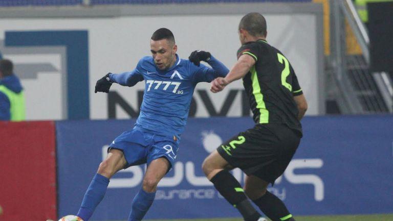 Станислав Иванов вкара на Витоша за 2:0