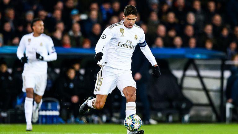 Брюж - Реал (Мадрид) 1:3