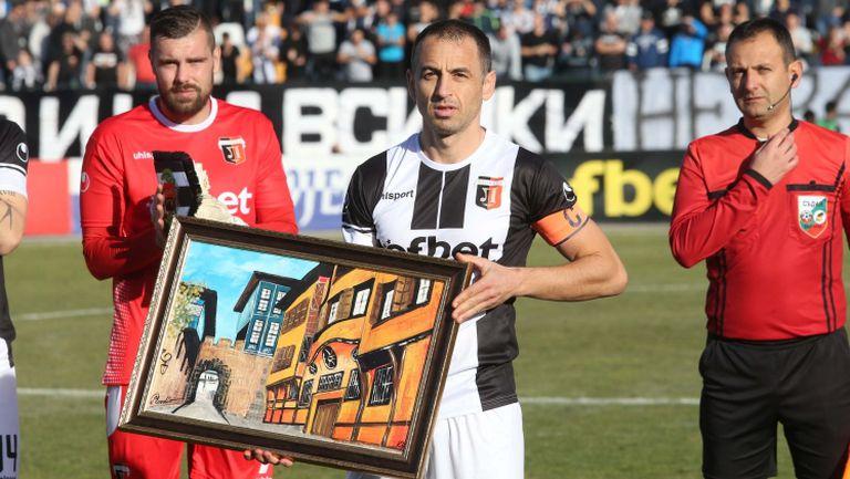 Георги Илиев: Благодаря на всички, че ме накараха да се почуствам специален