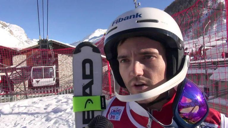 Алберт Попов: Успехът беше важен, горд съм