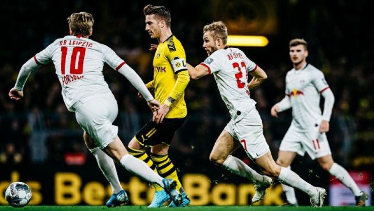 РБ (Лайпциг) остава на върха след голово шоу в Дортмунд