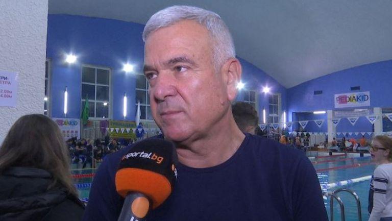 Николай Вакареев: Финал е програма минимум за Антъни в Токио
